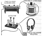 An Early Spark Receiver