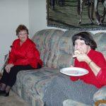 2004 OVH XMAS PARTY - Kay Hinegardner