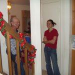 004 OVH XMAS PARTY - Al and Elizabeth Heartney