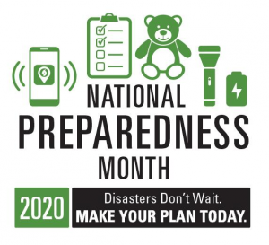 2020 National Preparedness Month