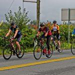 bikes drive by Ron K3FR